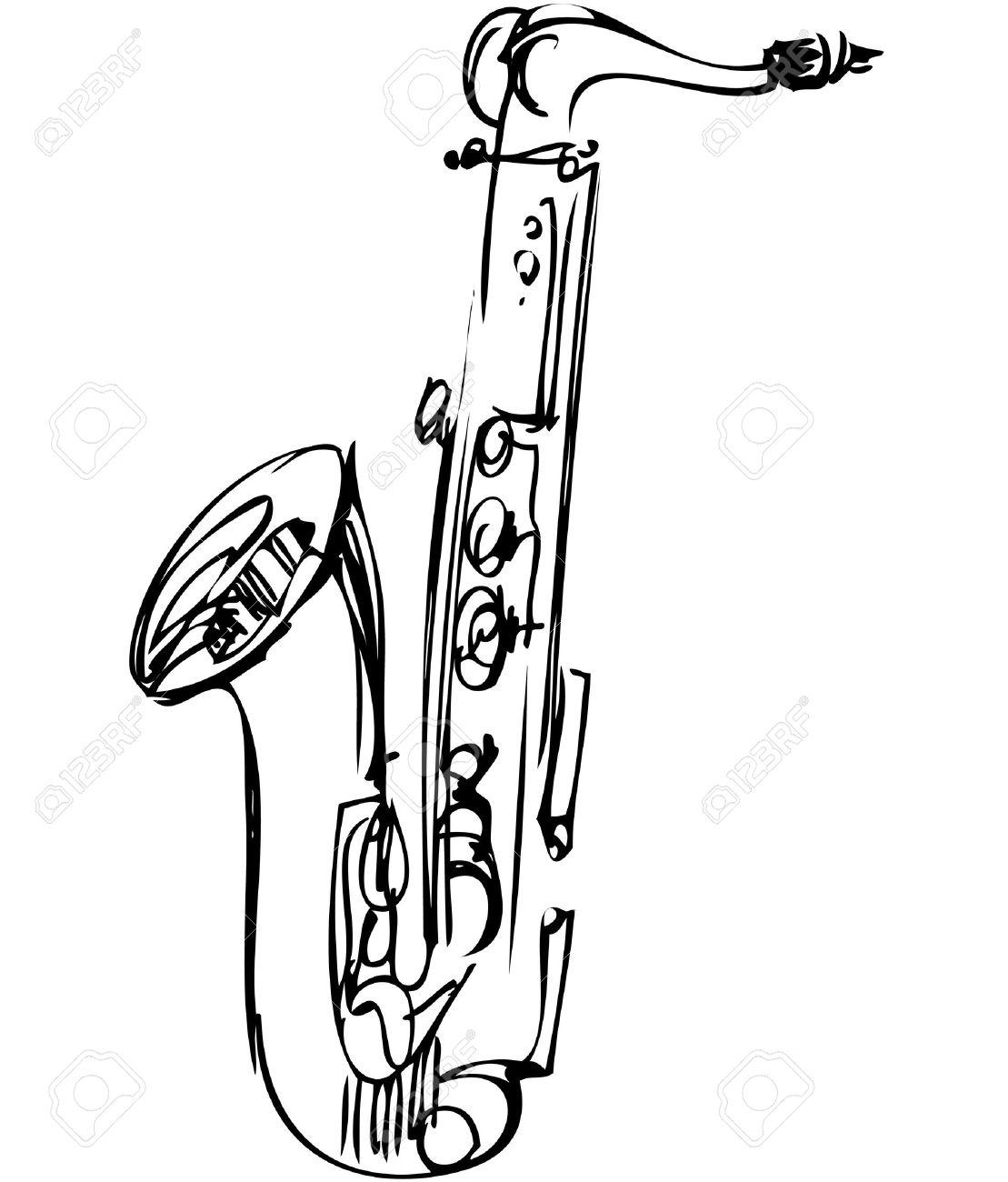 saxophone clip art speakeasy 30s party pinterest saxophones rh pinterest com saxophone player clipart tenor saxophone clipart