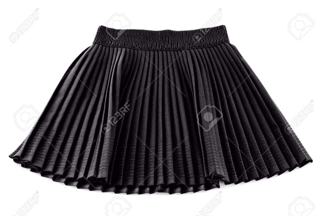 b967d451f1dd6b Invention Chorna femme jupe plissée courte