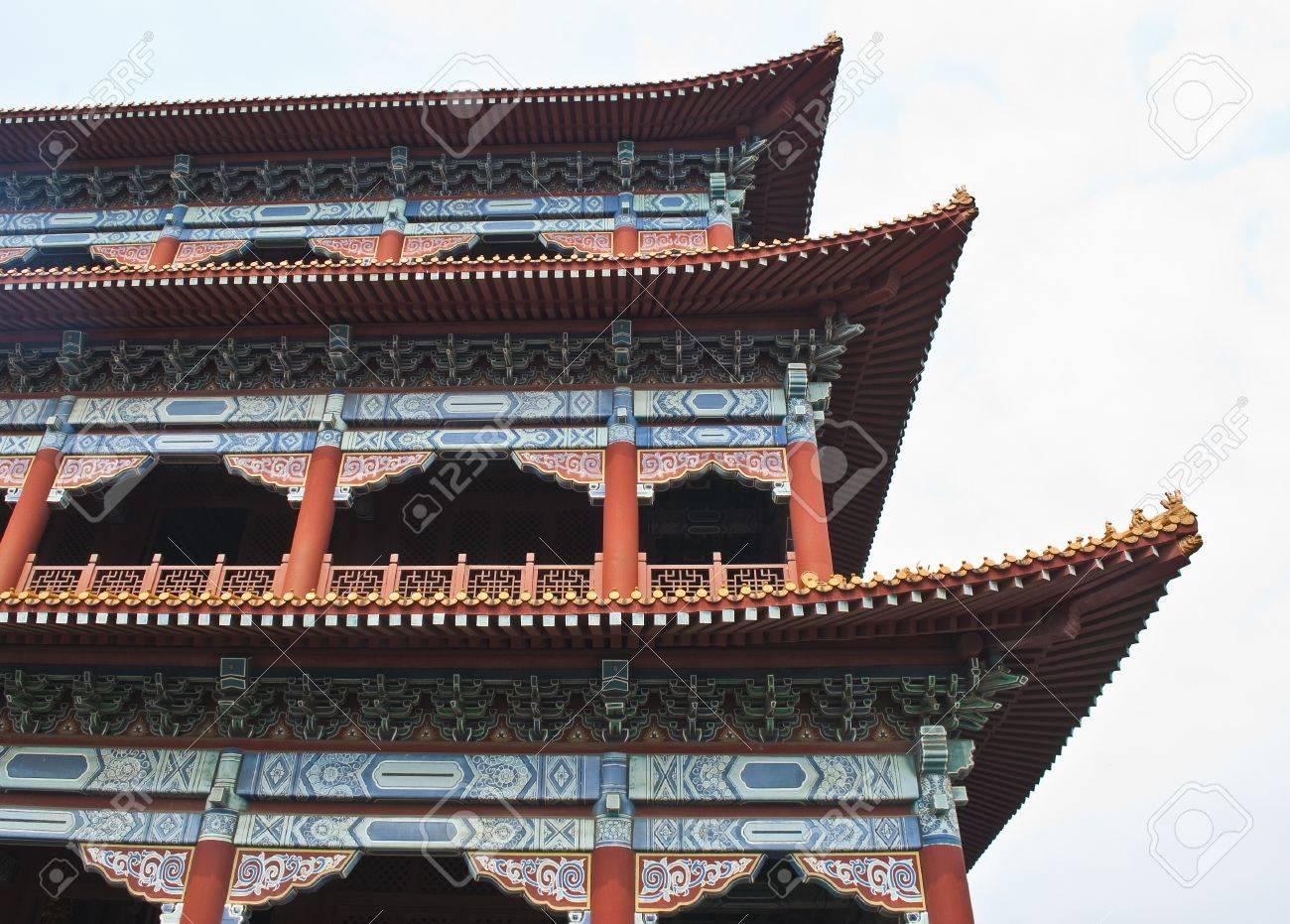 China Temple Stock Photo - 8526914