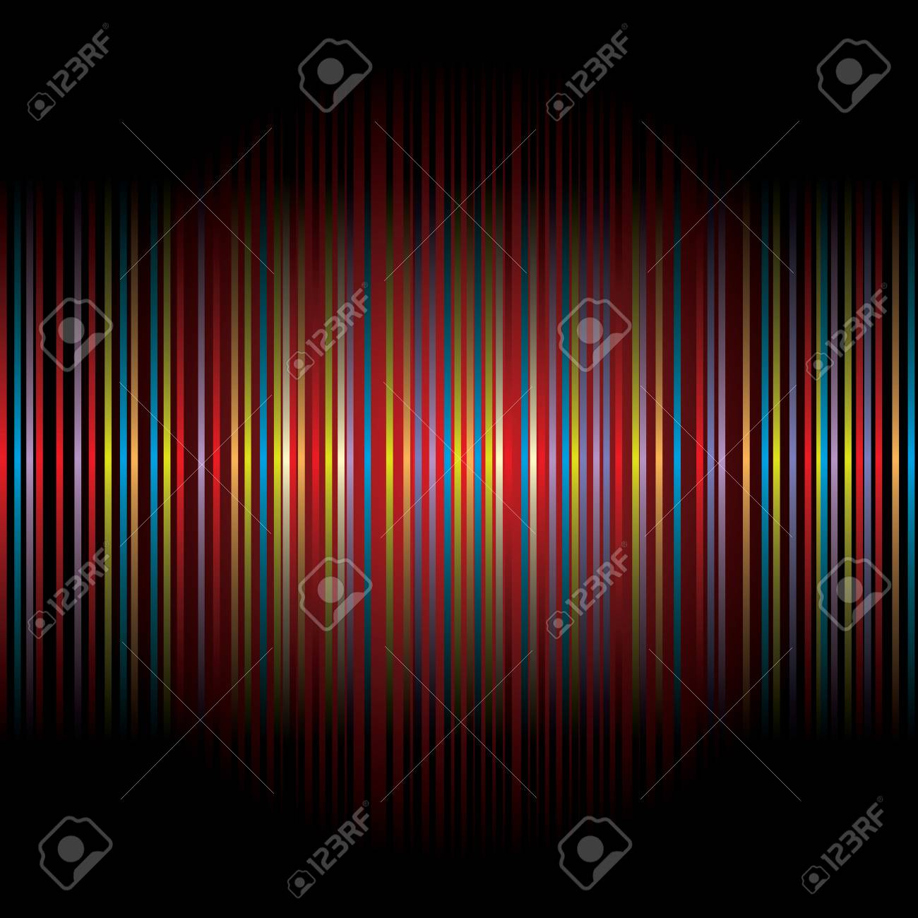 vector striped background Stock Vector - 6243559
