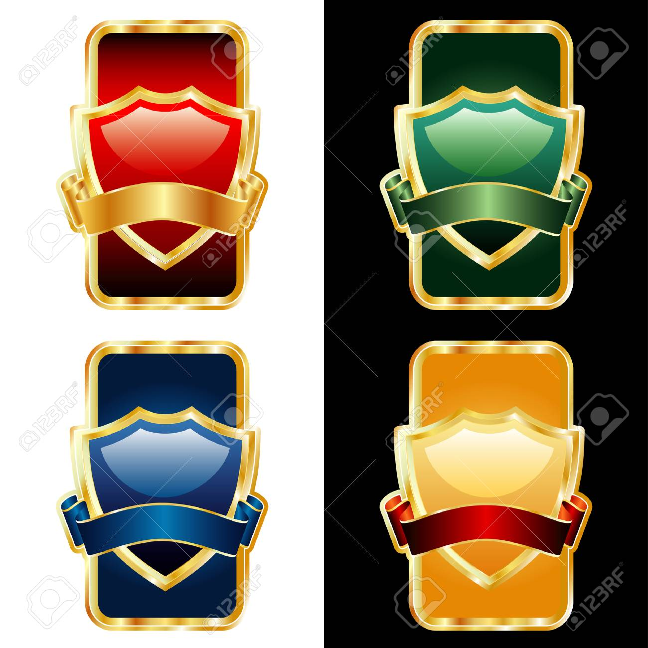 labels for diverse products like food, beverages, cosmetics etc. Stock Vector - 6842022