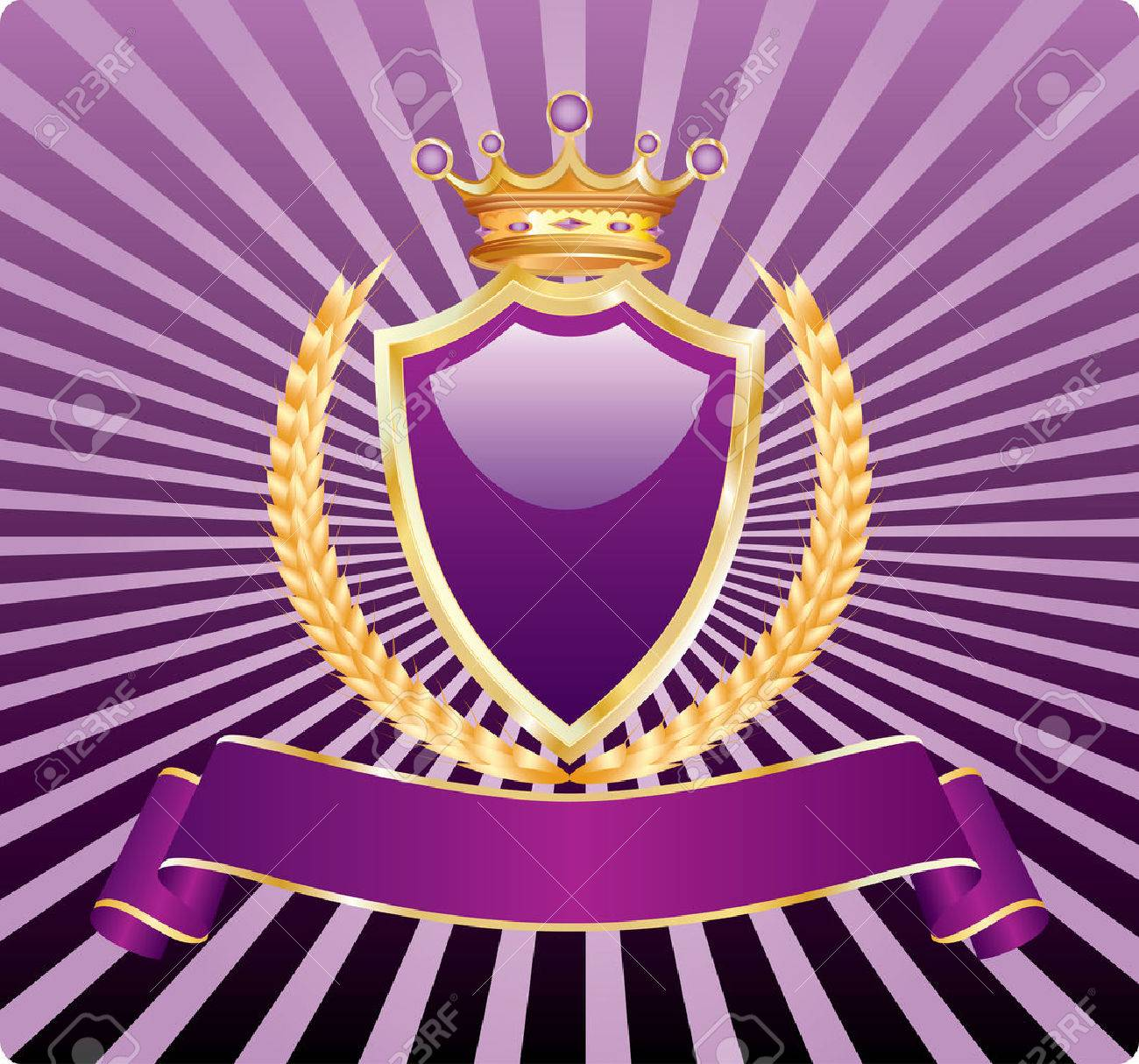 Image result for purple crown