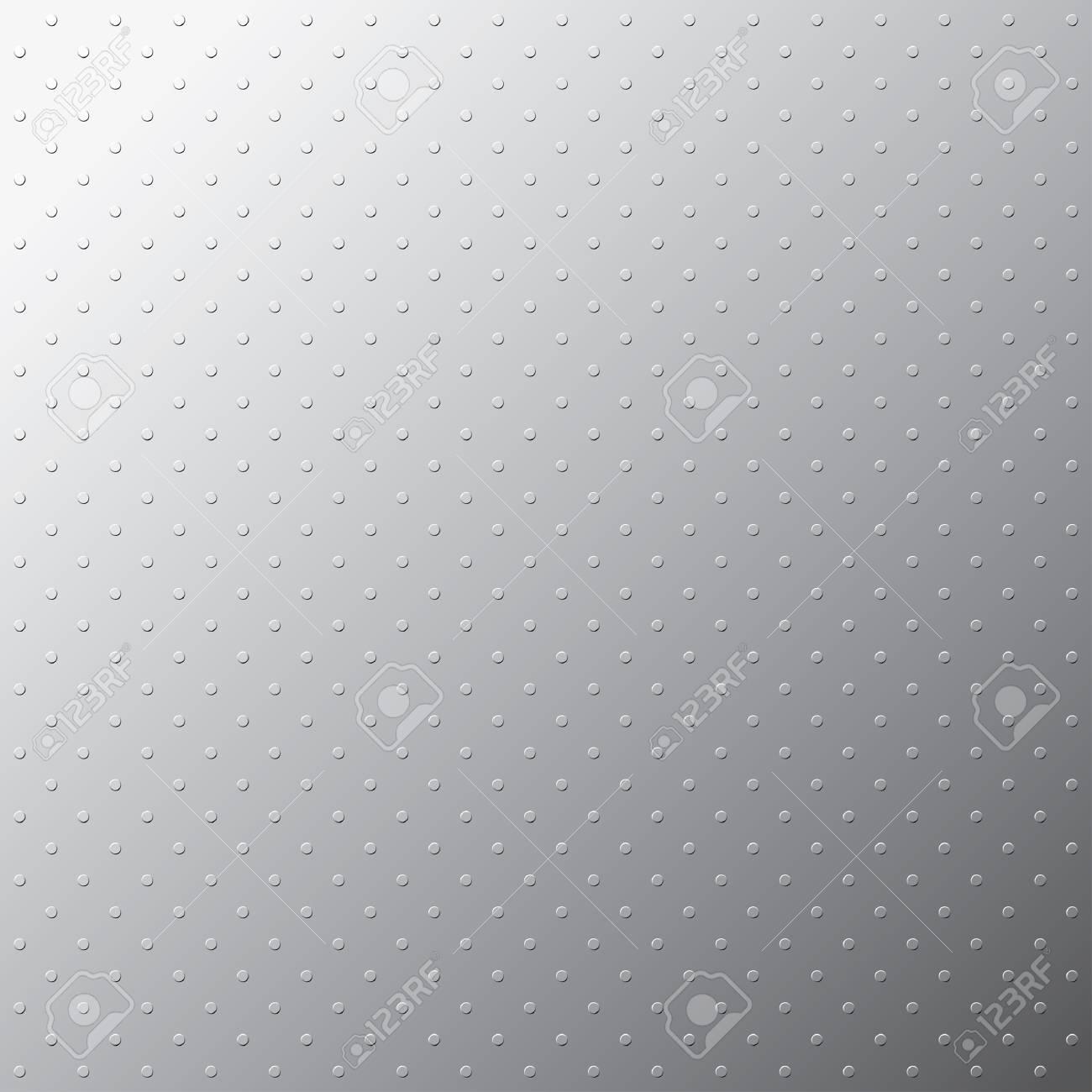 metal plate Stock Vector - 7988621