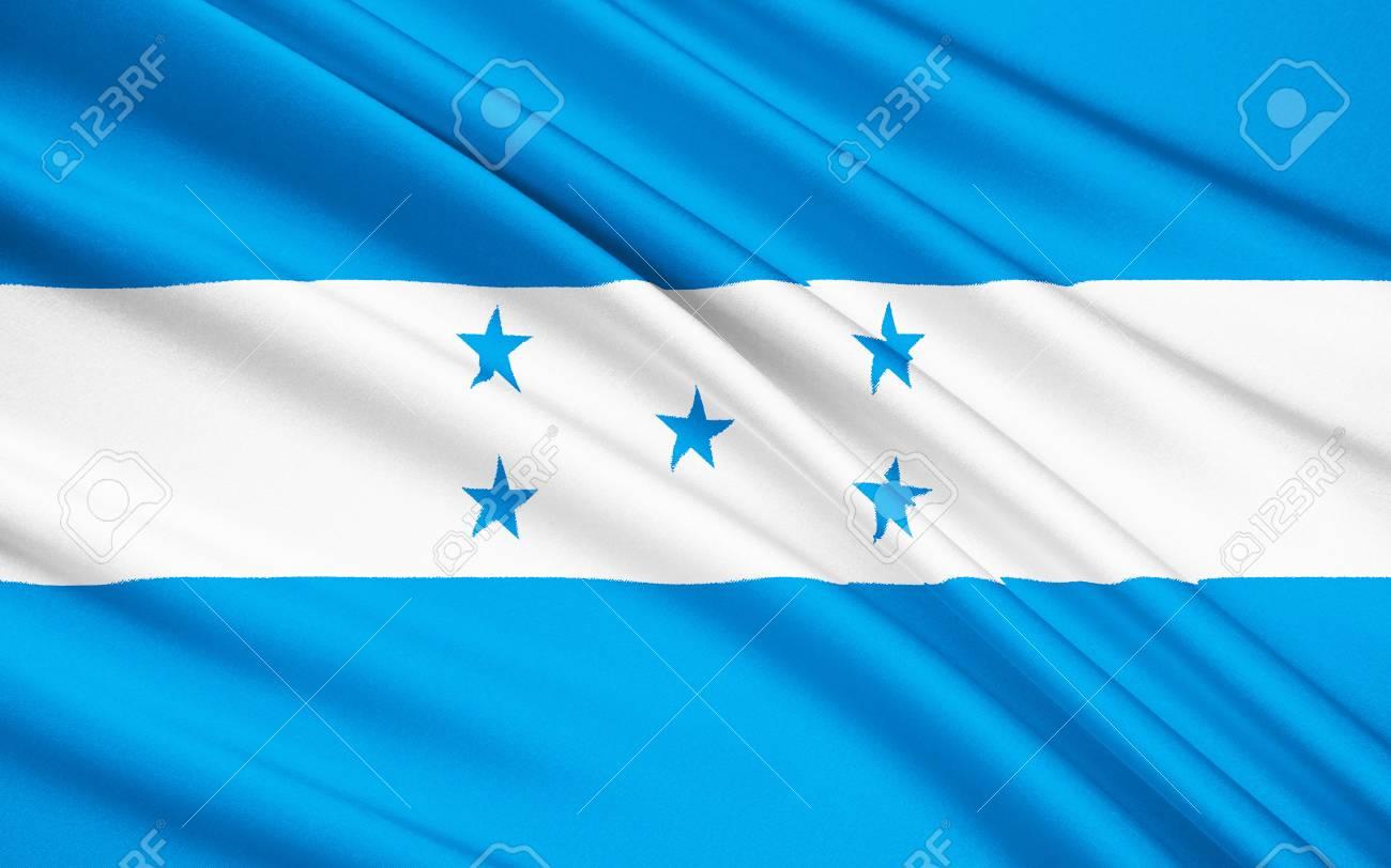 1823 ホンジュラス - ホンジュラスの旗は中央アメリカ連合州に入社し ...