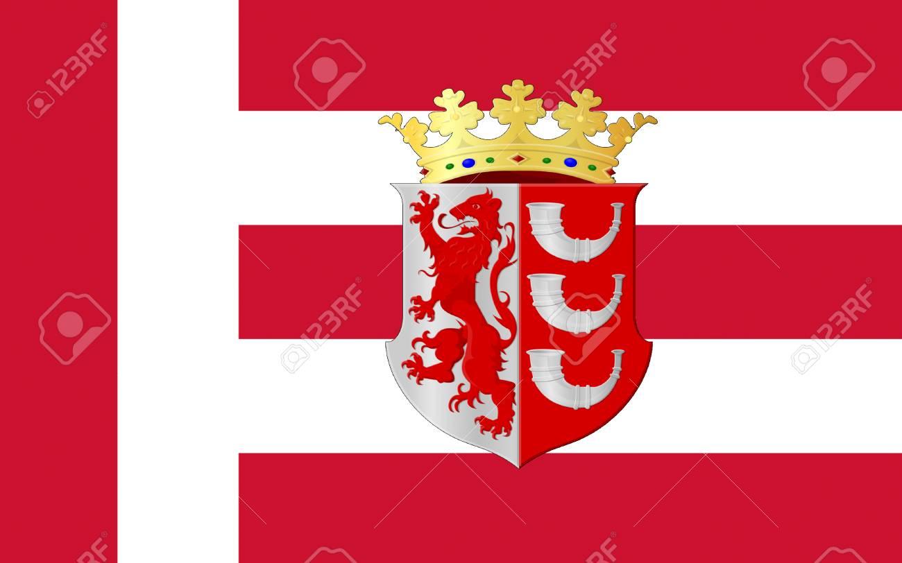 アイントホーフェンの旗は自治体...