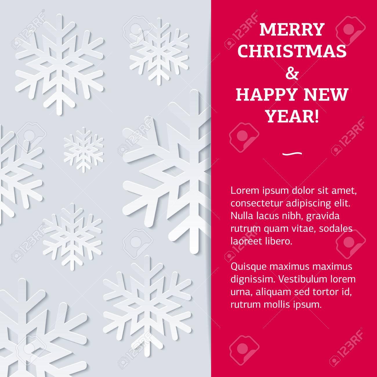 Tarjeta regalo editable nieve