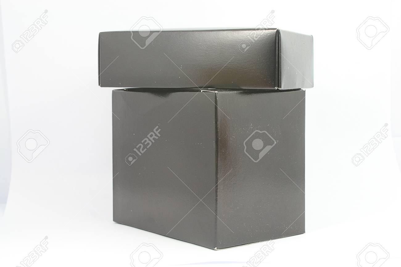 Black Box Stock Photo - 10635157