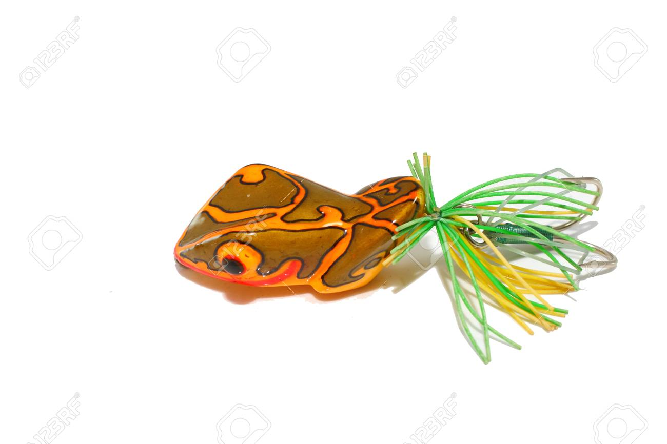 Artificial bait fishing Stock Photo - 14736301