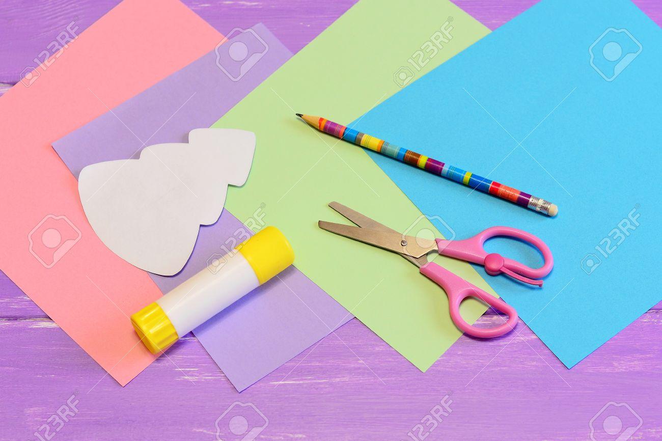 Como Hacer Papel De La Tarjeta De Navidad Paso Color Juego De