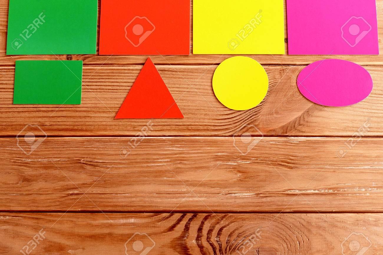 Tarjetas De Juego De Papel Para Enseñar A Los Niños De Color Y La ...
