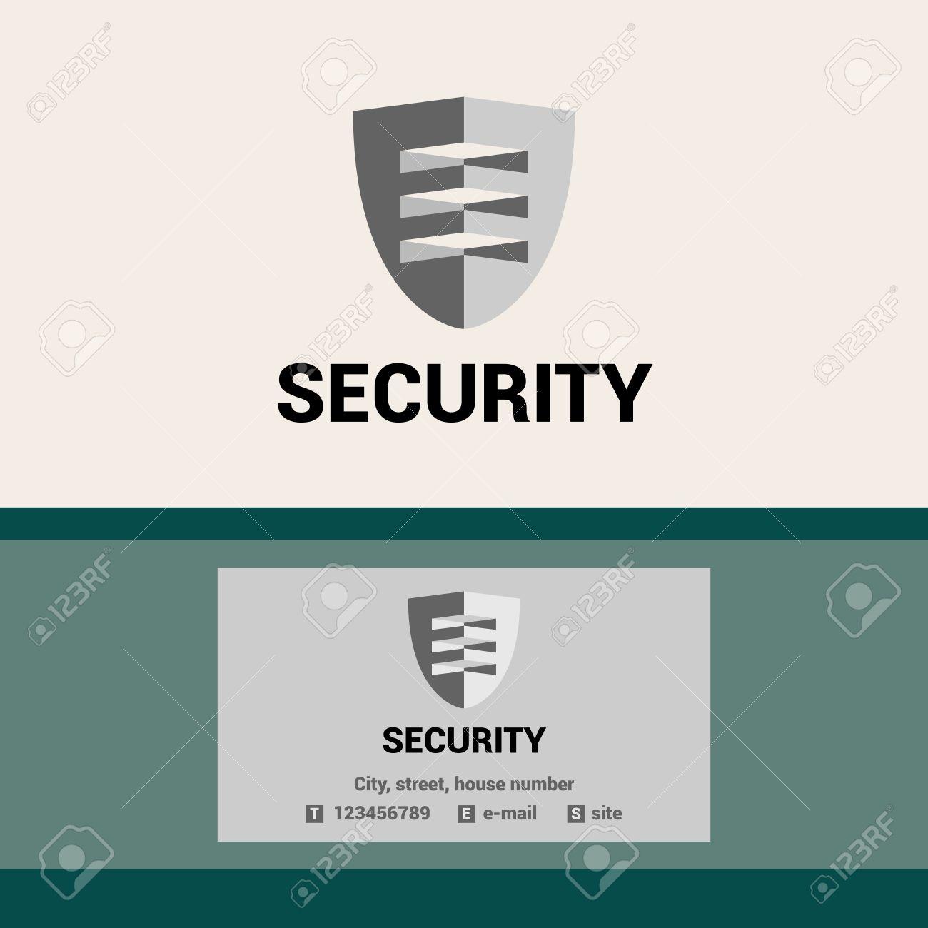 Modifiable Logo Modle Et Carte De Visite Pour Lorganisation La