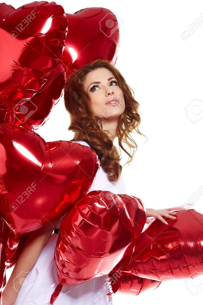 The Valentines day celebrities Stock Photo - 17255316