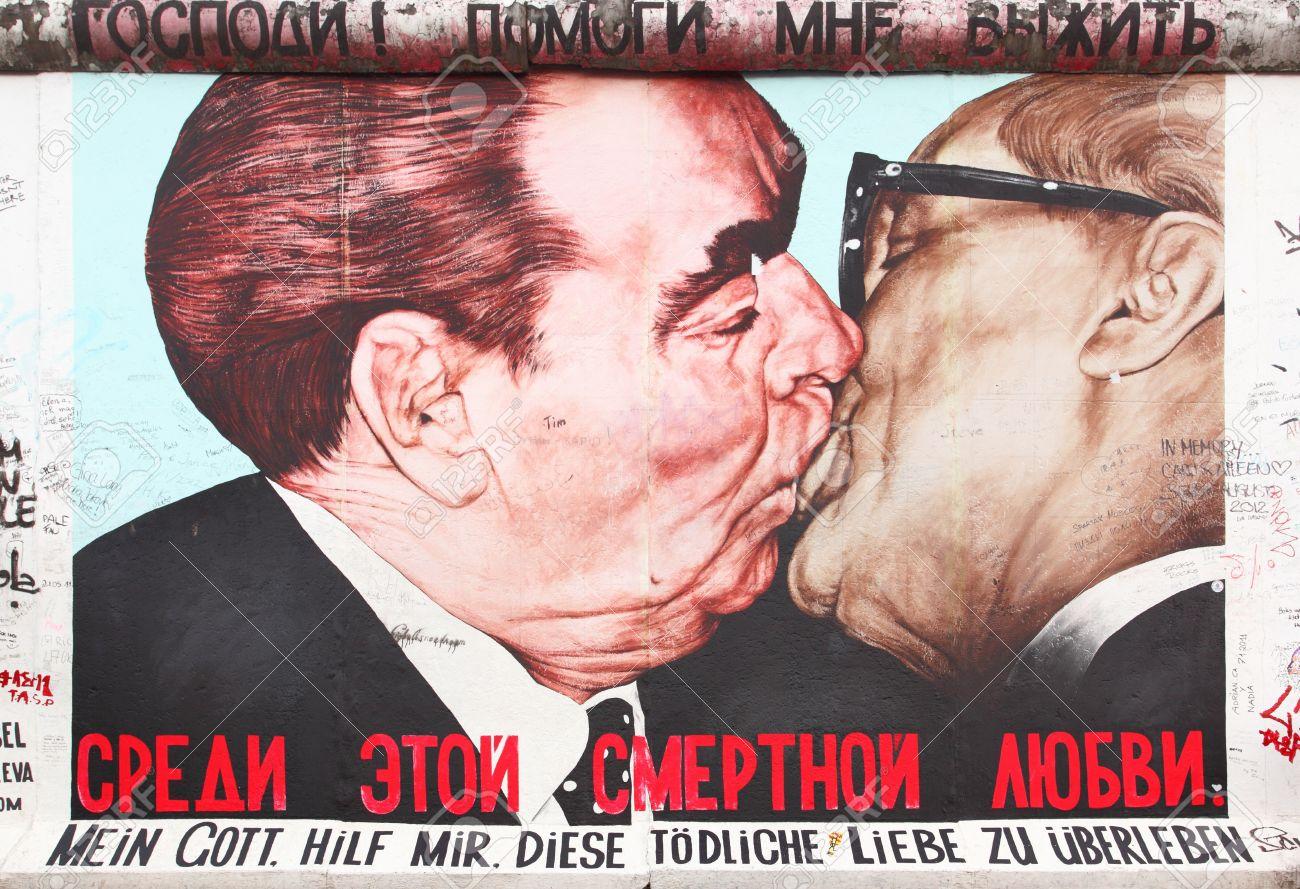 BERLIN - AUGUST 22: