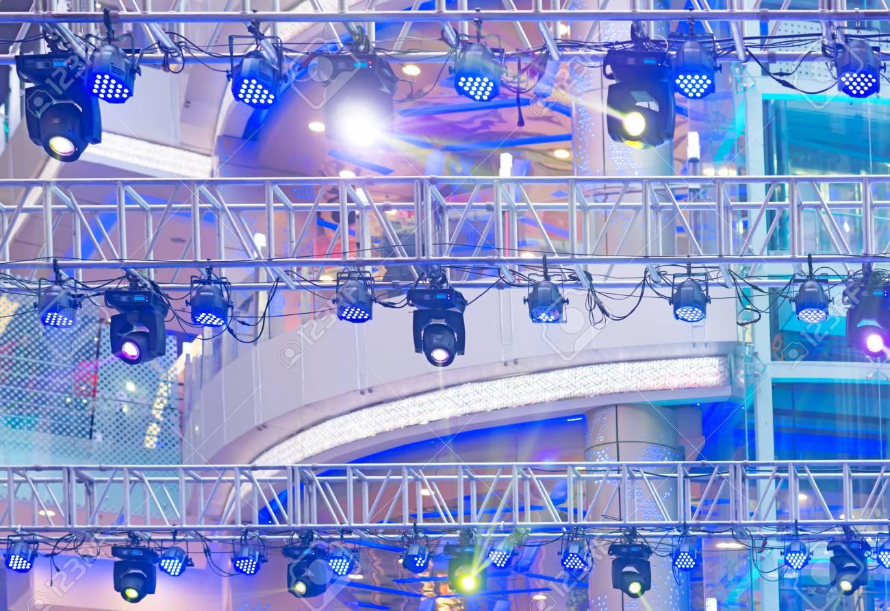 Inaugurazione nuova illuminazione teatro strehler piccolo teatro