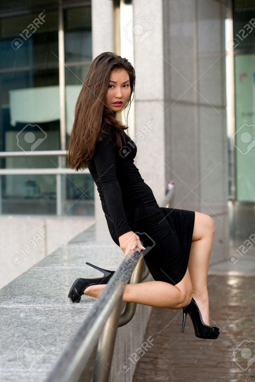 Sexy girls black