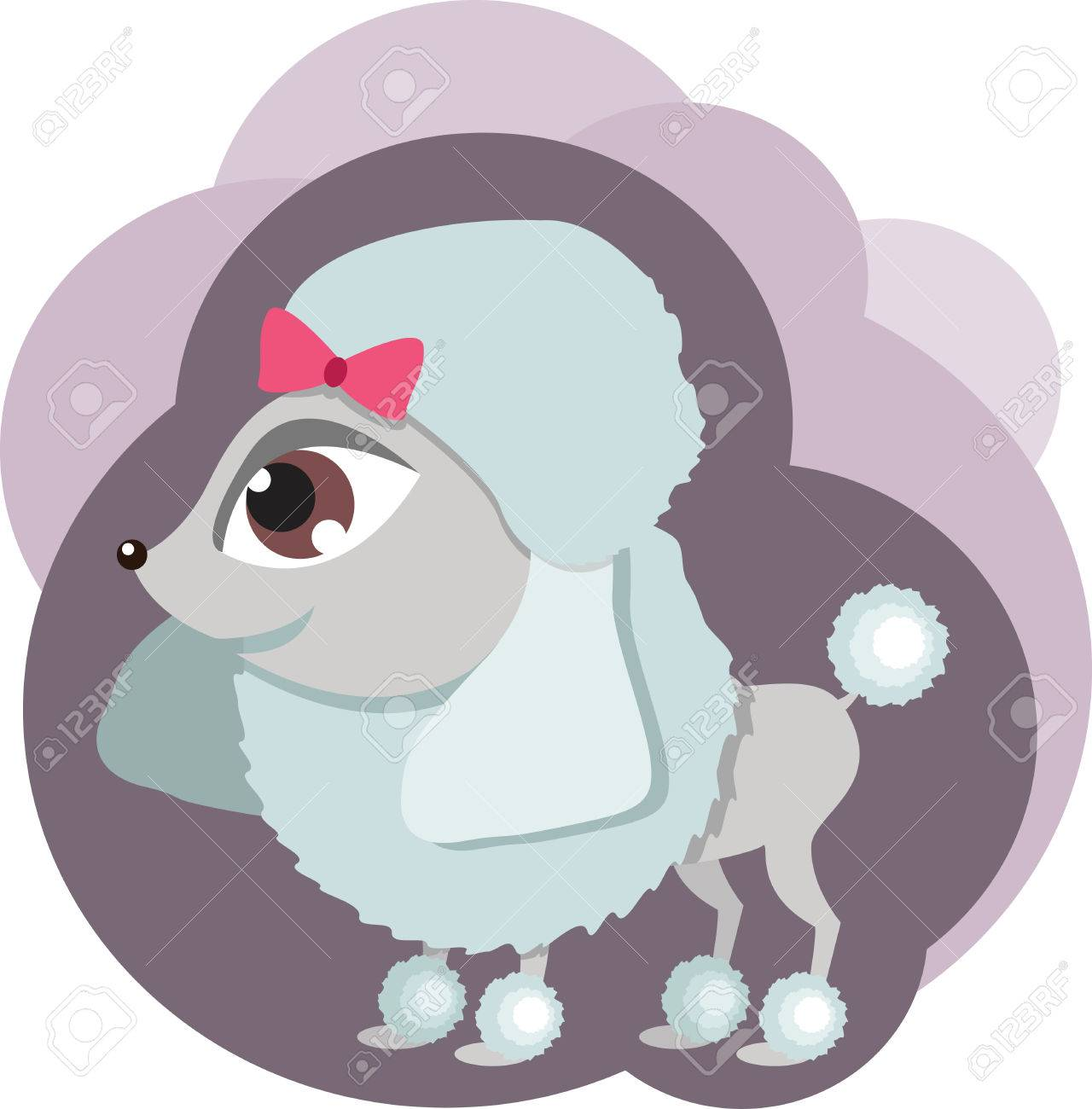 Poodle Stock Vector - 8329880