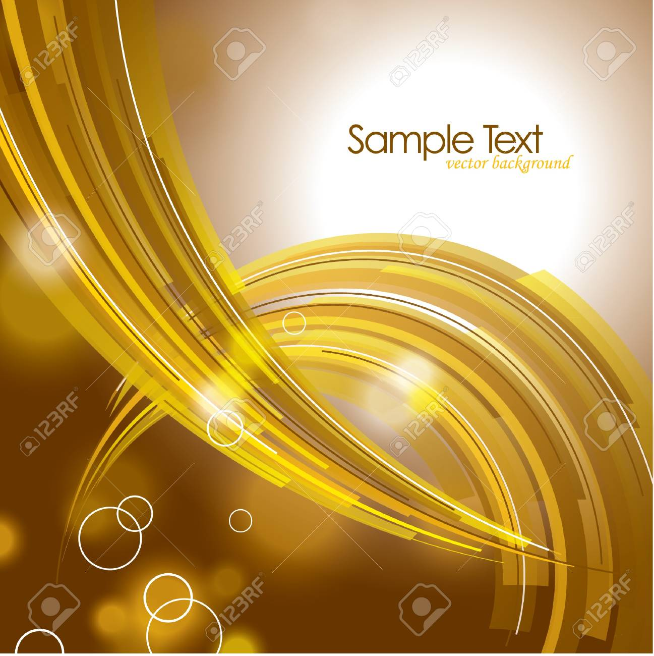 Abstract Background  Vector Illustration Stock Vector - 14372069
