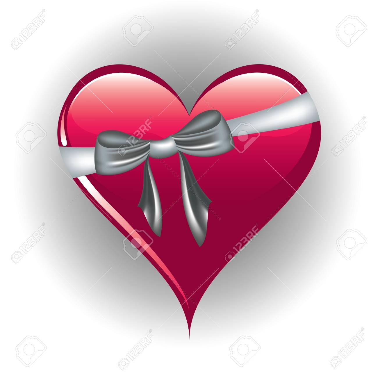 Heart  Illustration Stock Vector - 14550531