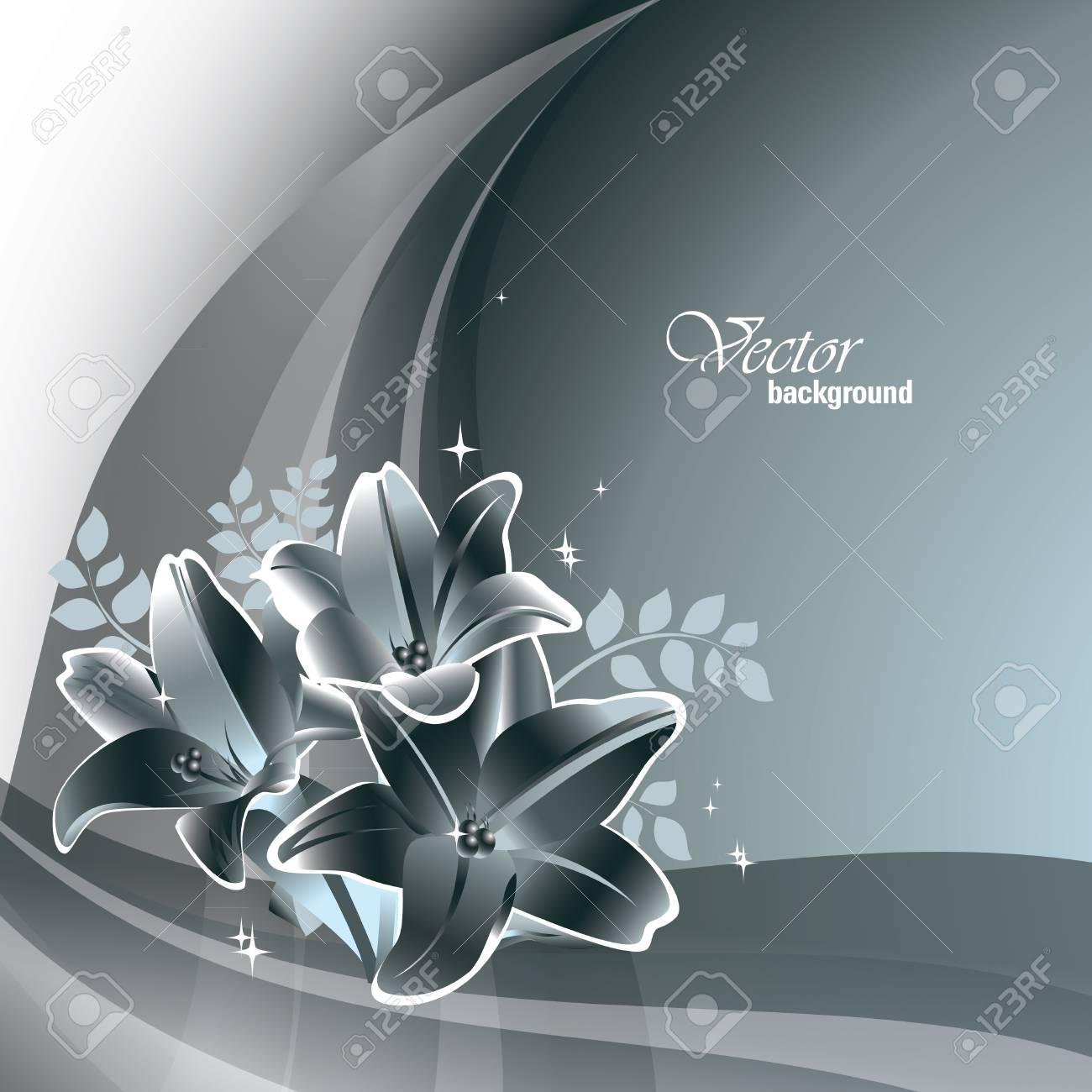 Floral Background - 14692394