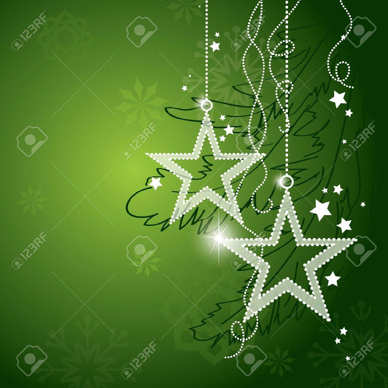Christmas Background  Eps10 Format Stock Vector - 15392518
