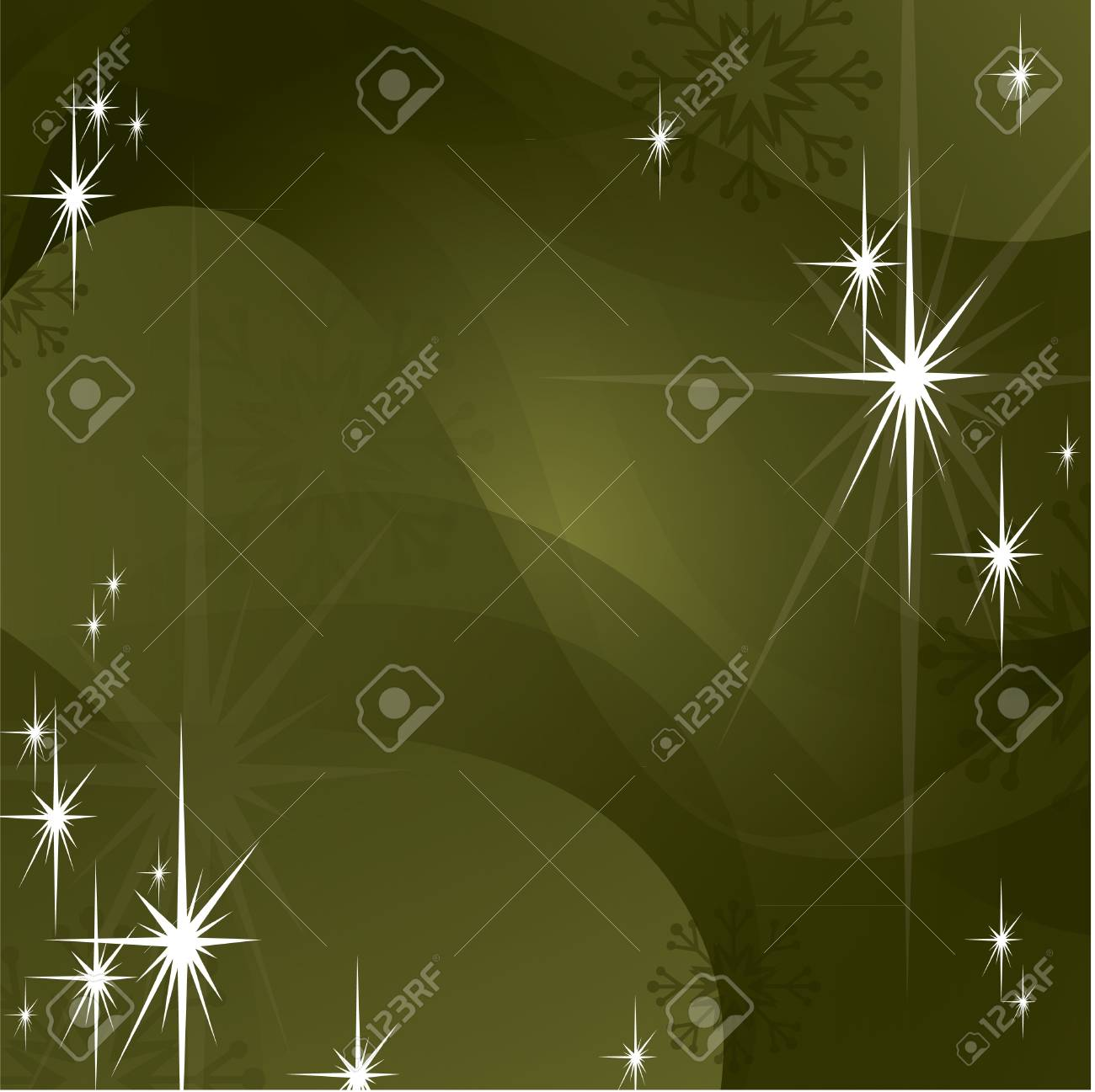 Christmas Background Stock Vector - 21711389