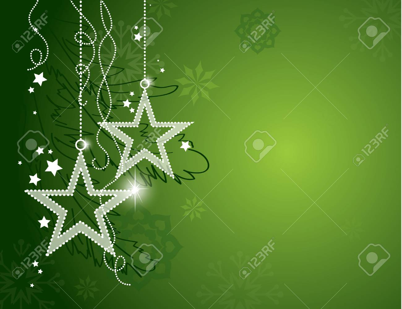 Christmas Background Stock Vector - 23533739