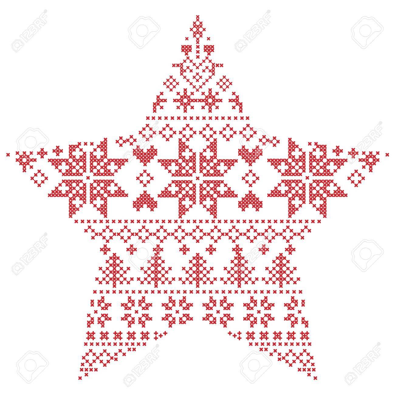 Perfecto Navidad Teje Patrones Cresta - Ideas de Patrón de Vestido ...
