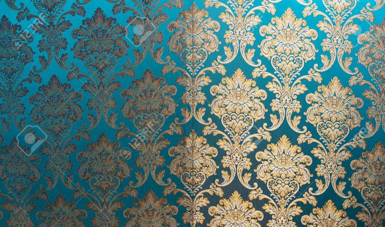 the texture of silk with a floral pattern chinese silk brocade rh 123rf com silk brocade fabric silk brocade jacket