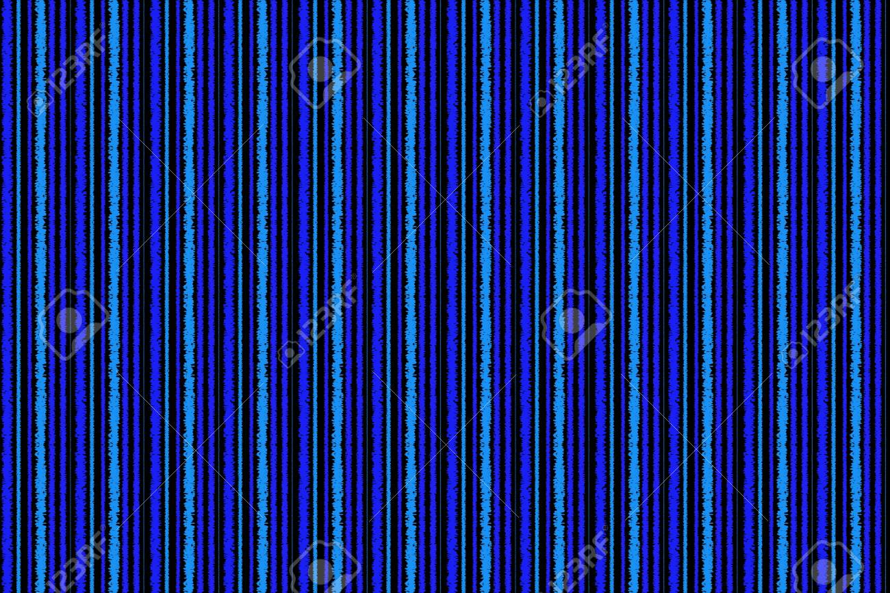 Painted Blue Lines Stock Photo - 15063072