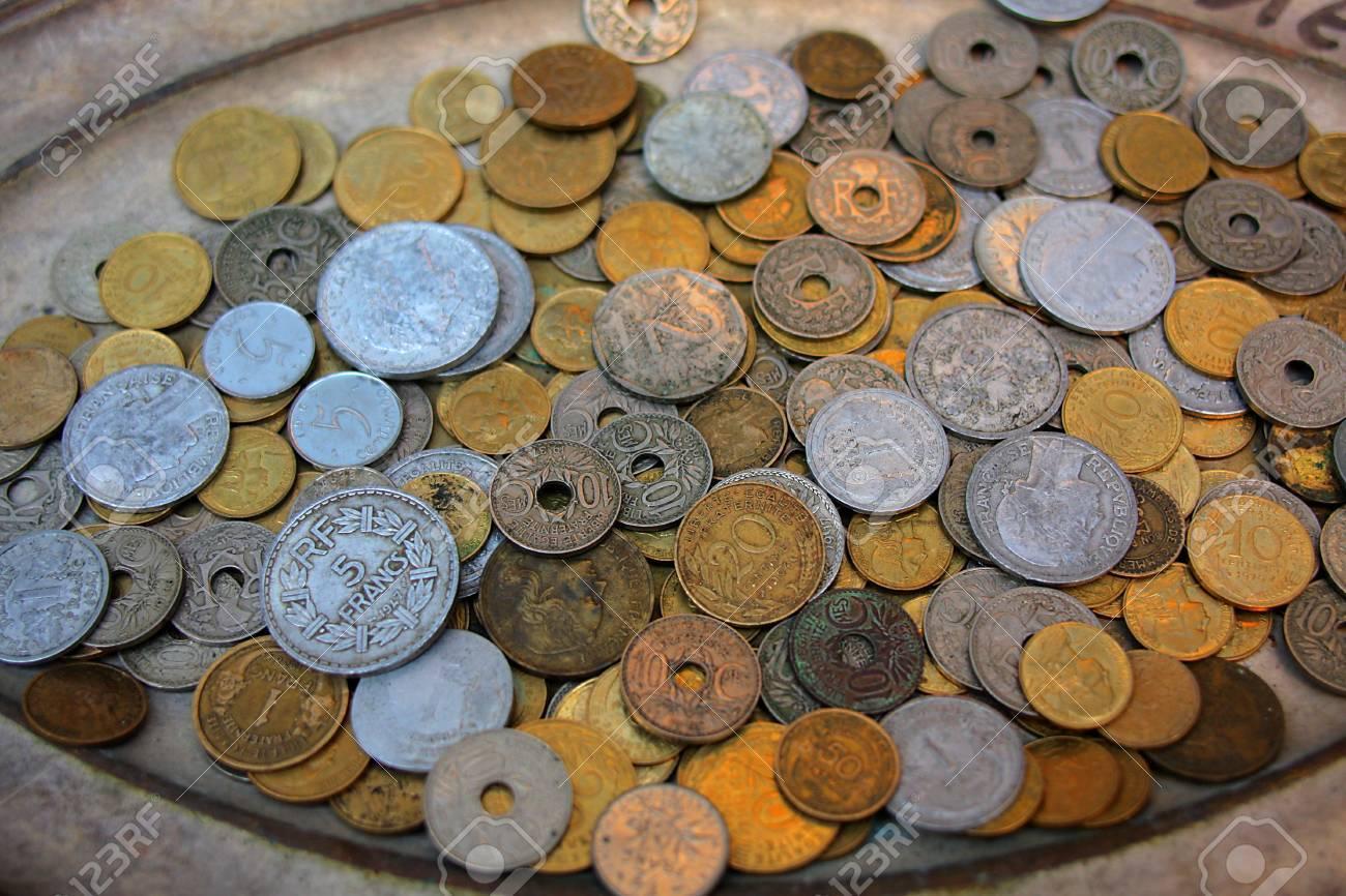 Alte Französische Münzen