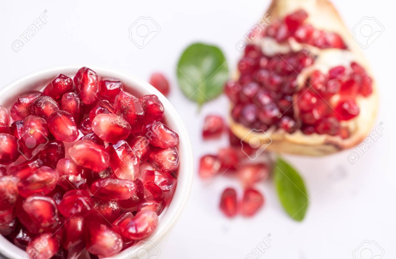 Blood red pomegranate - 111011476