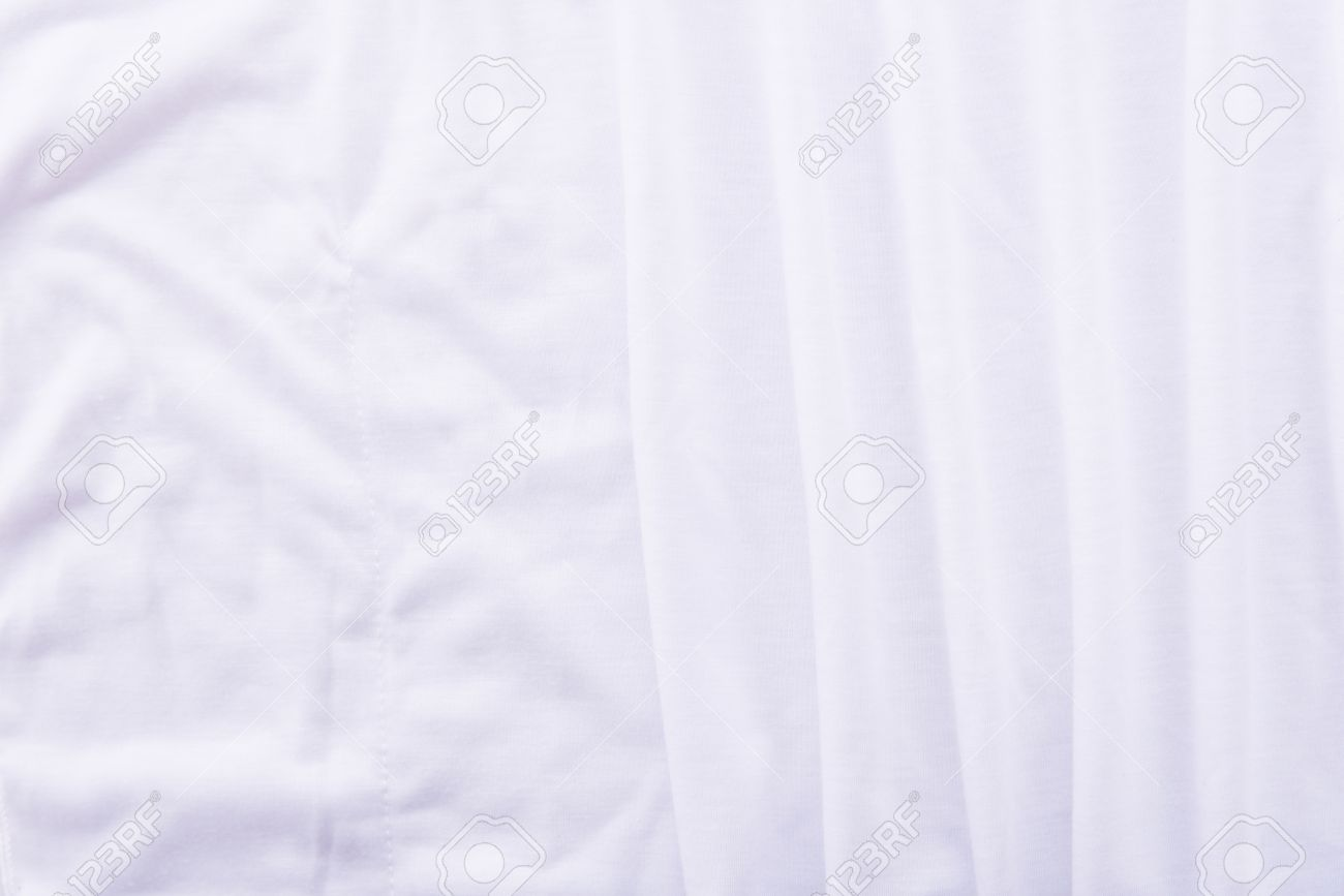 White bed sheet texture - Close Up Of Wrinkled White Bedsheet Texture Background Stock Photo 59159384