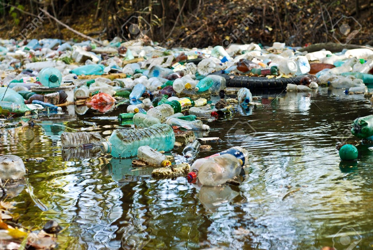 water pollution.  Stock Photo - 11127969