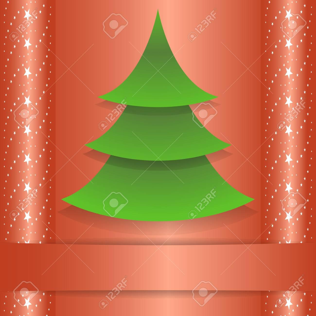 Christmas template Stock Vector - 14037267