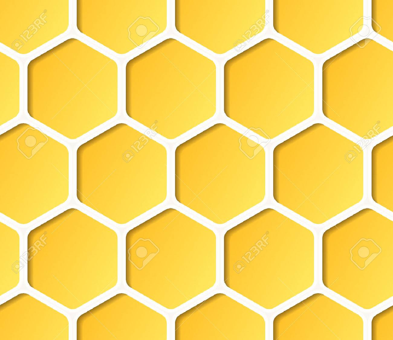 Vector seamless honeycomb background royalty free cliparts vectors vector seamless honeycomb background stock vector 37267227 voltagebd Image collections