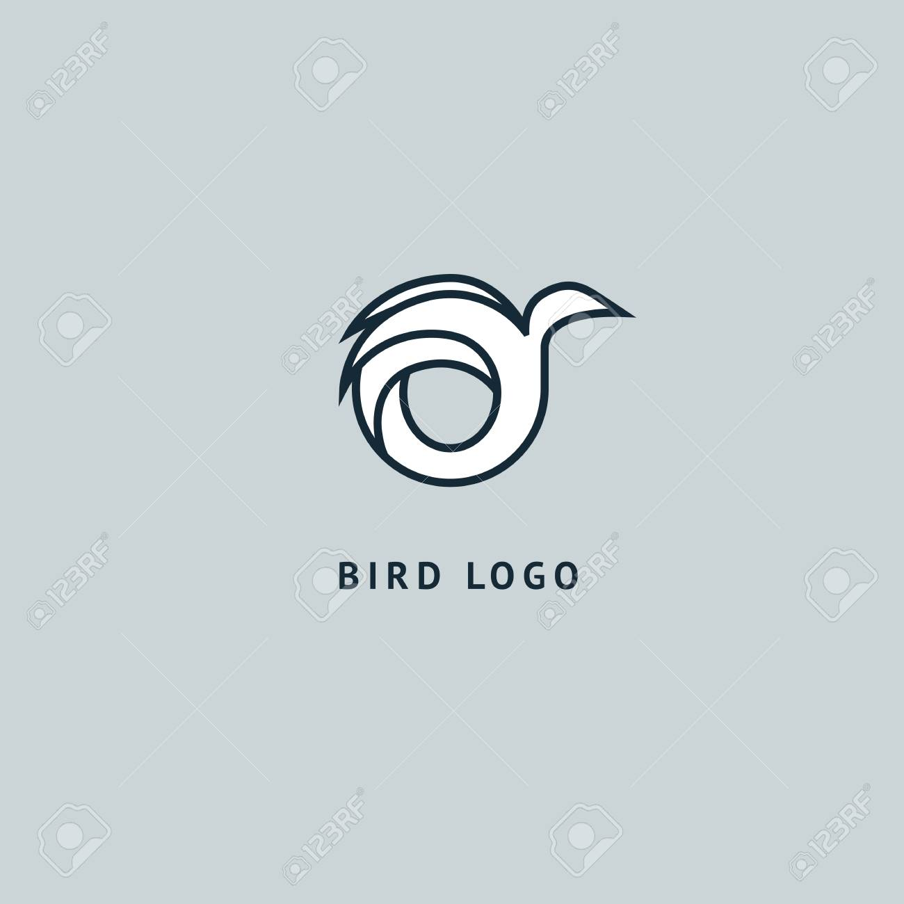 abstract sign vector logotype editable design minimalist sign royalty free cliparts vectors and stock illustration image 111387941 123rf com