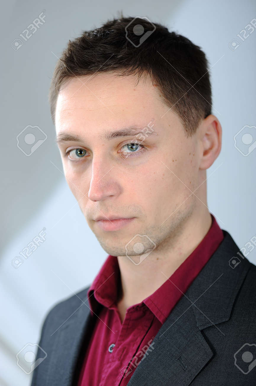 Young attractive man Stock Photo - 6681912