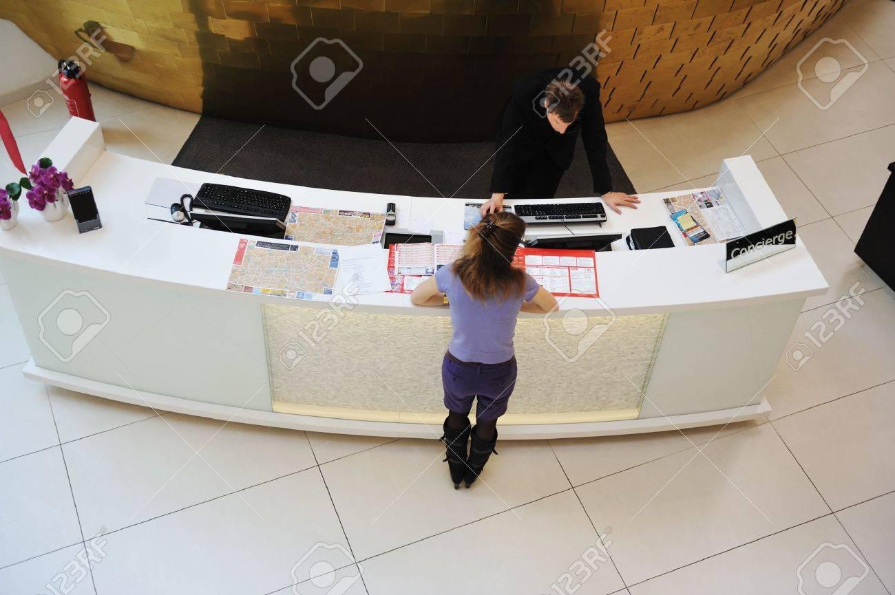 concierge desk reception desk editorial - Concierge Desk Design