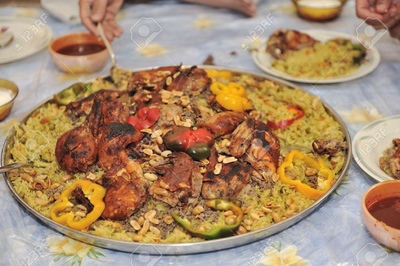 アラビア料理 の写真素材・画像素材. Image 13363361.