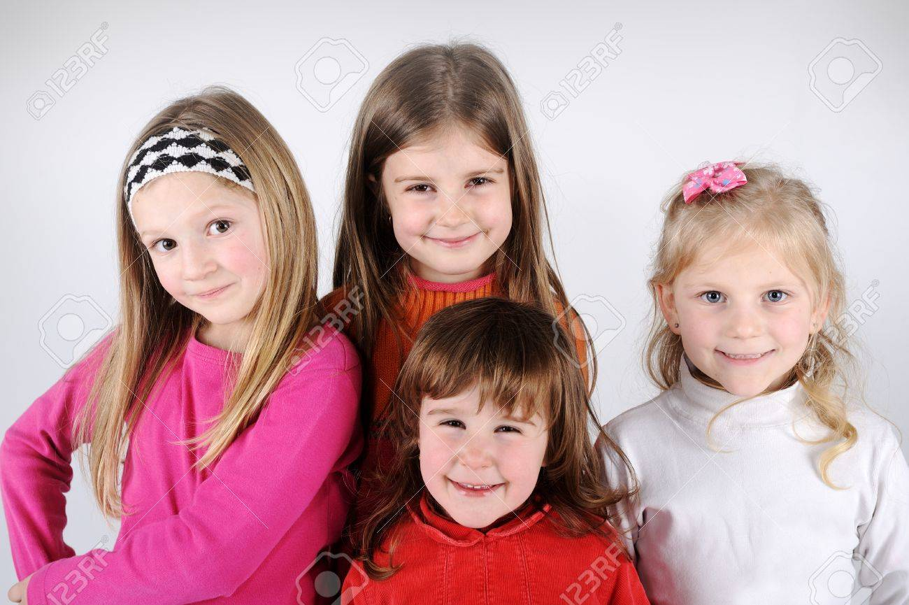 Group of kids Stock Photo - 13667887