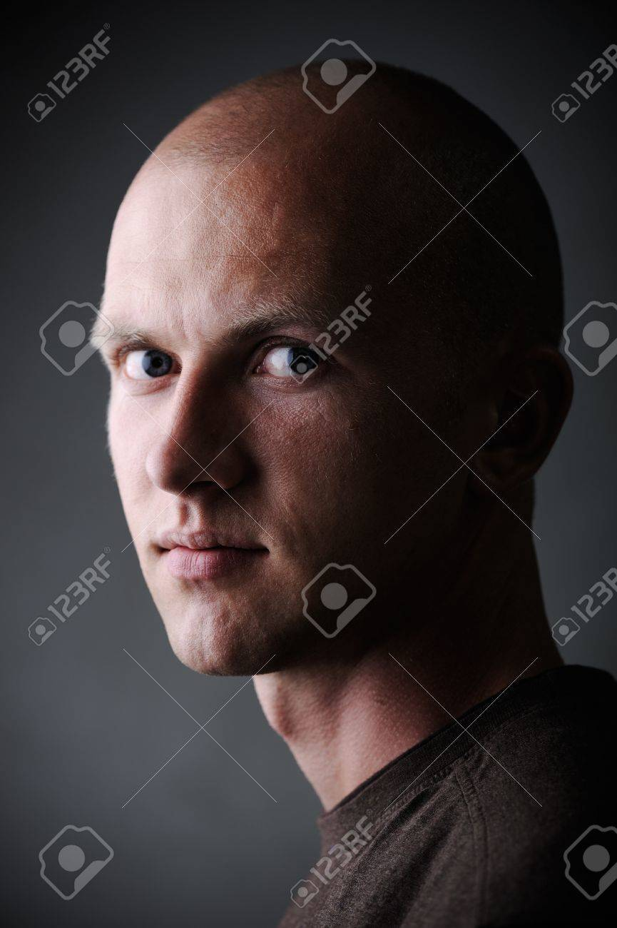 Young man's face Stock Photo - 13826093