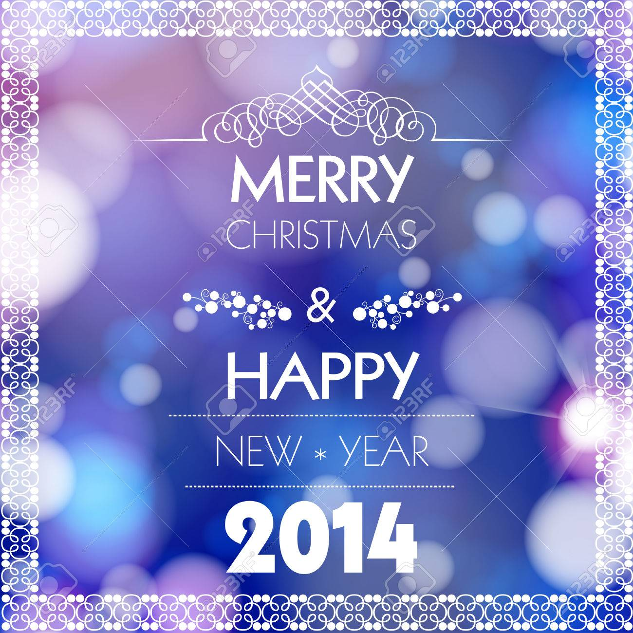 Merry christmas and happy new year card design easy all editable merry christmas and happy new year card design easy all editable stock vector 23202517 m4hsunfo
