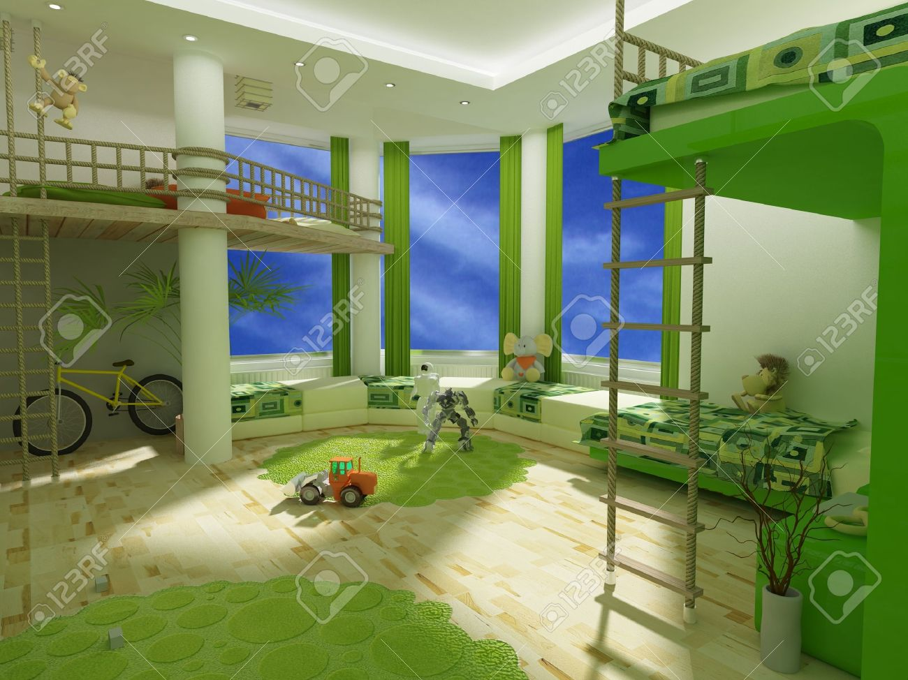 Moderne Kinderzimmer   jamgo.co