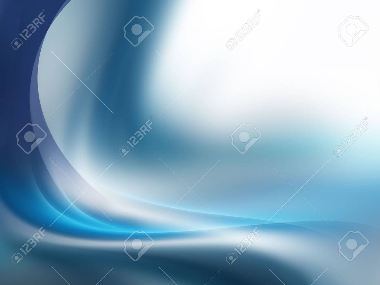 beautiful modern background with abstract smooth lines Stock Photo - 7593952