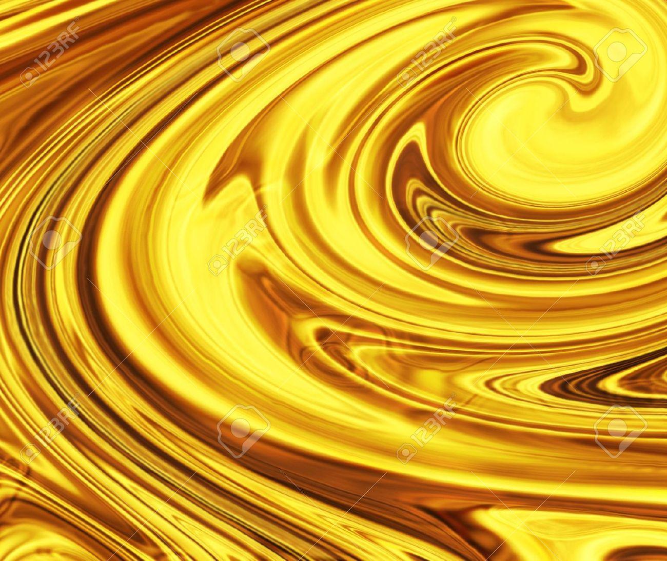 870cbf54788f Foto de archivo - Oro líquido o aceite o líquido de color amarillo - a  pantalla completa