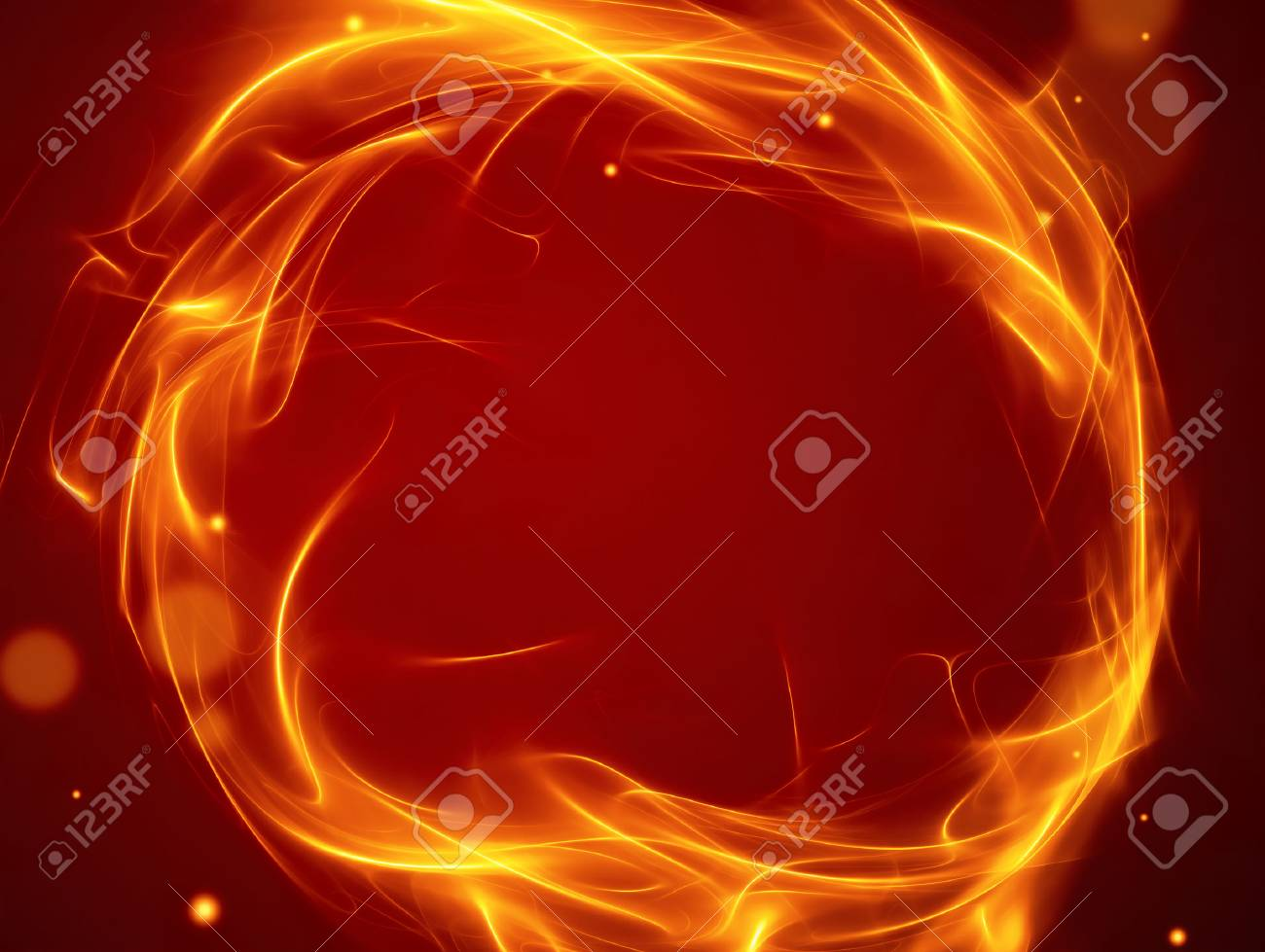 abstract fire background with smooth soft lines stock photo 52584520