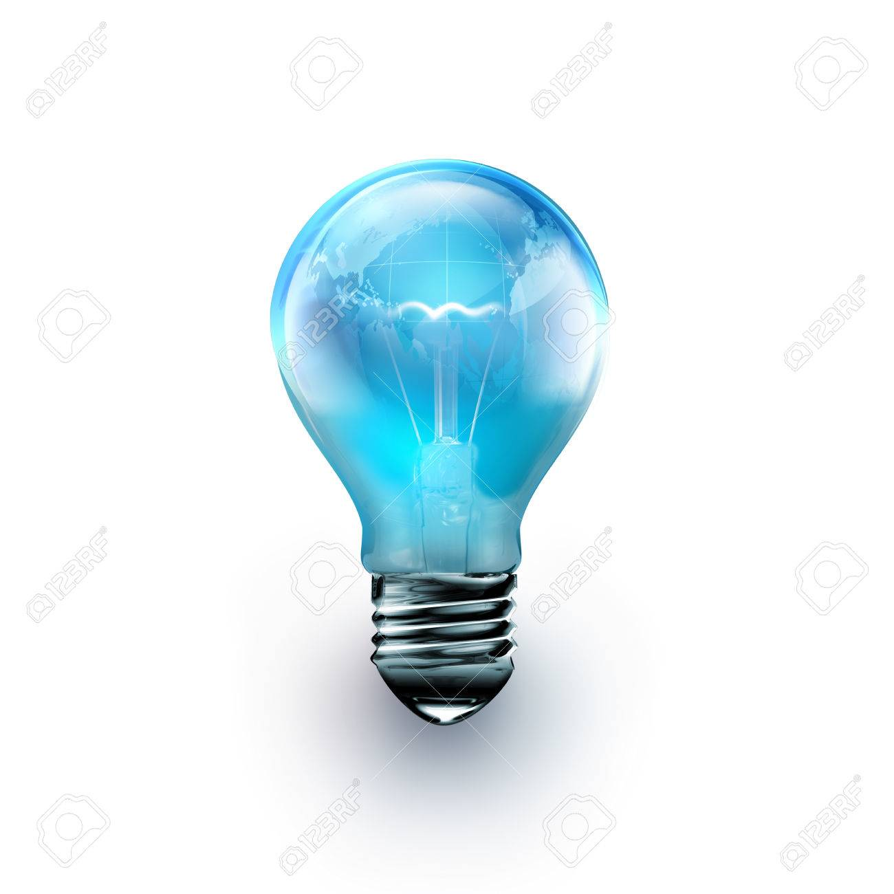 photo light blue free bulbs lighting images lights en wire