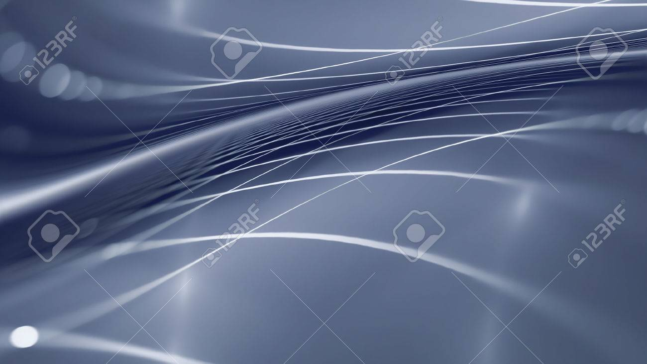 Abstract technology background with gray and white tones - 77099285