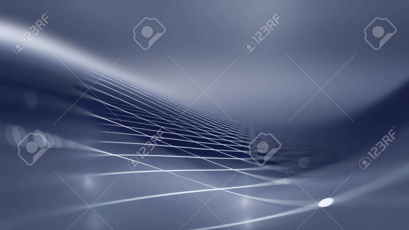 Abstract technology background with gray and white tones - 77099293