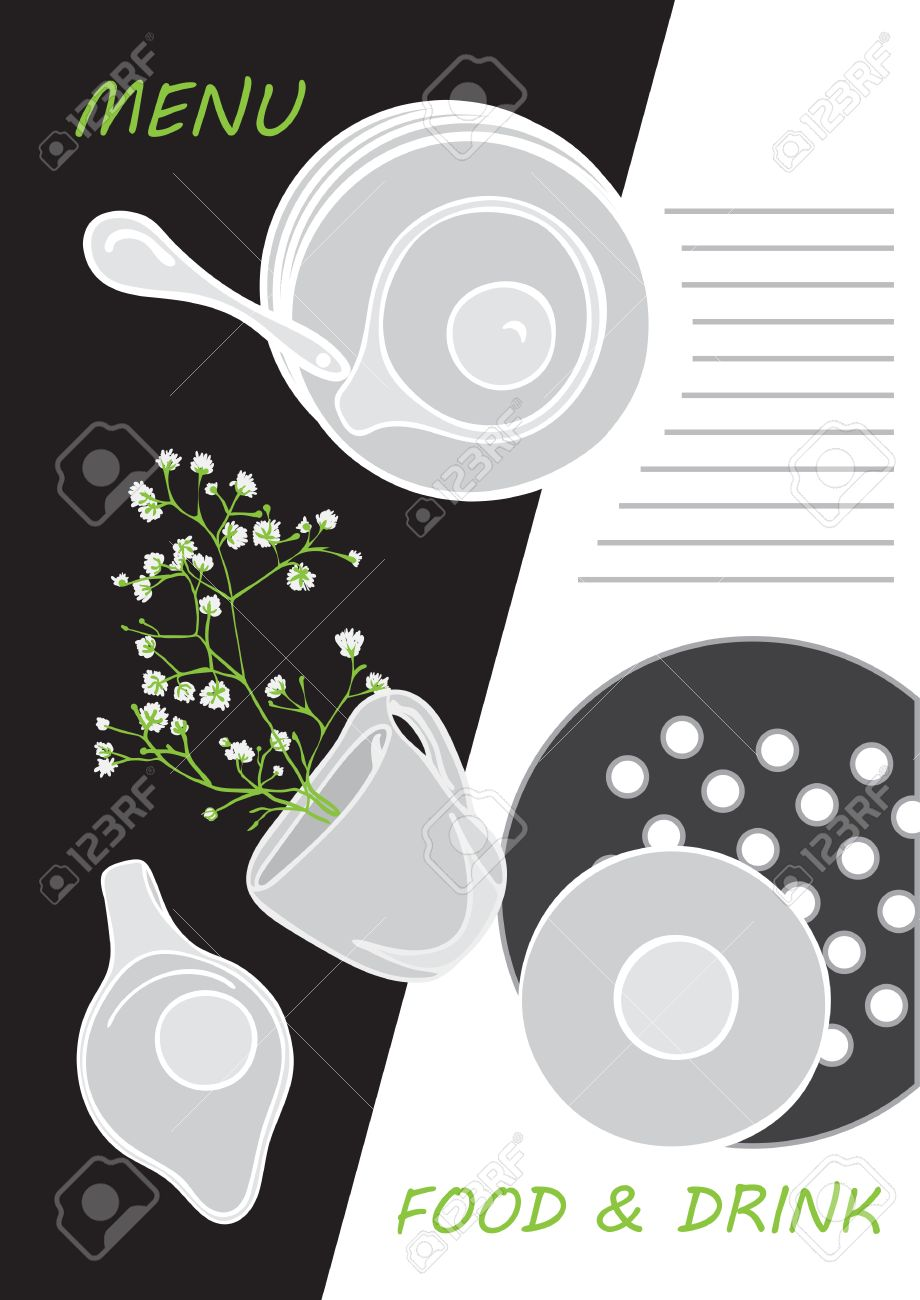 cute menu card vector illustration best for your cafe restaurant cute menu card vector illustration best for your cafe restaurant menu cards